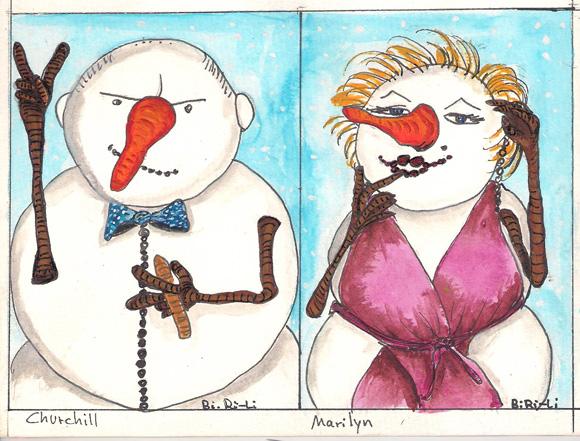 Berühmte-Schneemänner-2