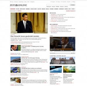 Vorschau auf unsere neue Homepage