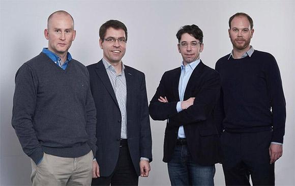 Das neue Investigativ-Team (c) Andreas Labes