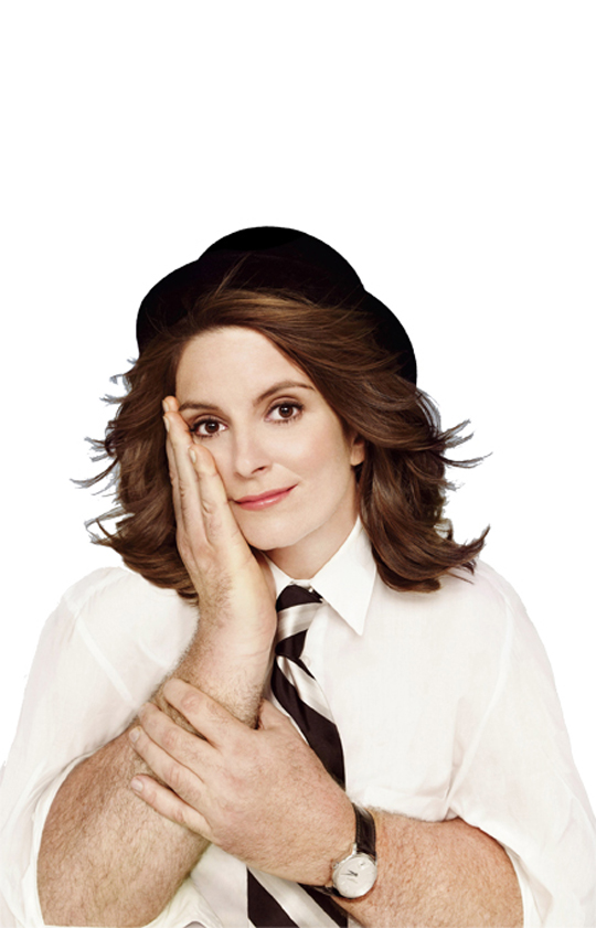 Tina fey by sphere