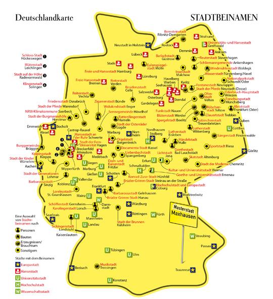 40 Karte Staedtebeinamen blog