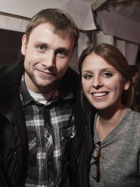 Schauspieler Max Riemelt und Inga Krieger vom ZEITmagazin