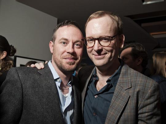 Creative Director und Chefredakteur des ZEITmagazins: Mirko Borsche und Christoph Amend