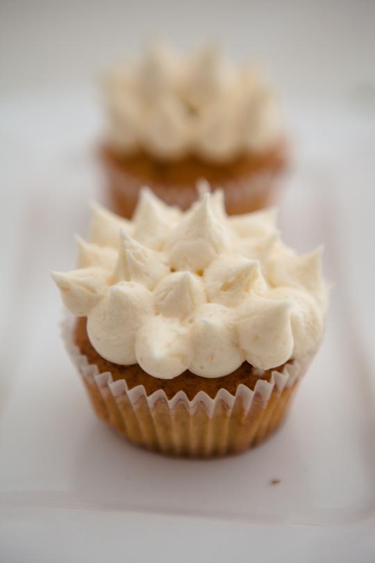 Orangen-Buttermilch-Cupcakes - Mirja Hoechst - kuechenchaotinDE