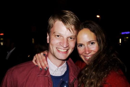 Alard von Kittlitz & Sophie von Olfers