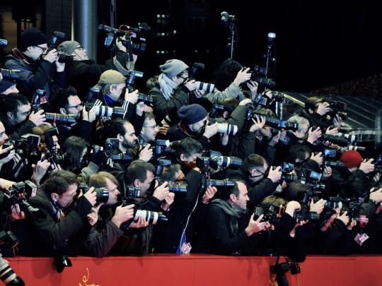 64. Berlinale, Berlinale Palast, Premiere