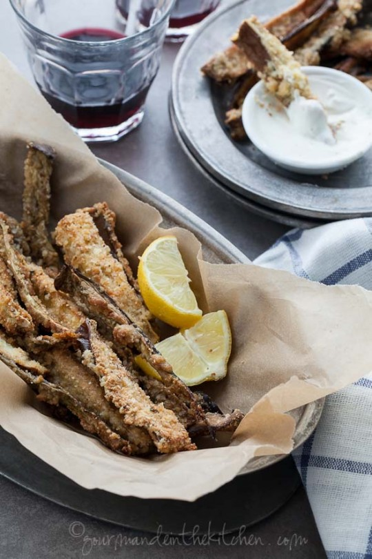 Baked-Eggplant-Fries-with-Goat-Cheese-Dip-Recipe-gourmandeinthekitchen.com_