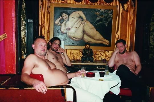 Playboy magazine (Shot during Die Zeit/Frankfurt)