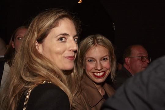 Kerstin Gîrling (Journelles, rechts im Bild) und Begleiterin