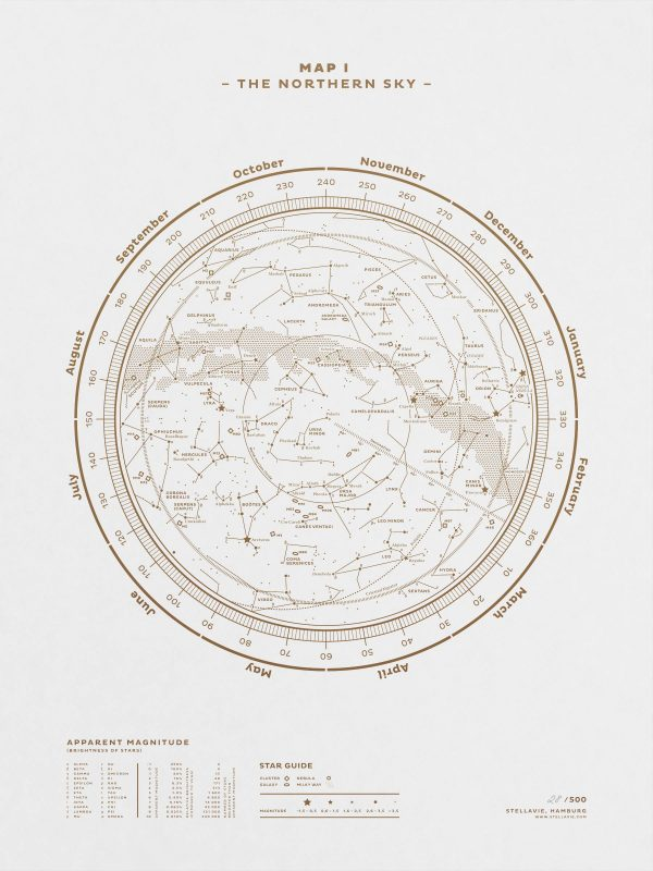 stellavie-stellar-map-constellation-silkscreen-print-the-northern-sky-gold-white-flat